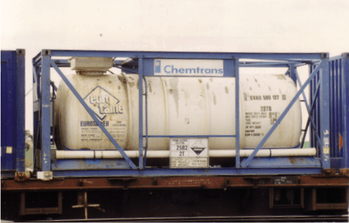 Chemtrans Tank Container