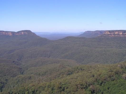 Jamison Valley , Blue Mountains