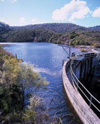 Lake Medlow Dam