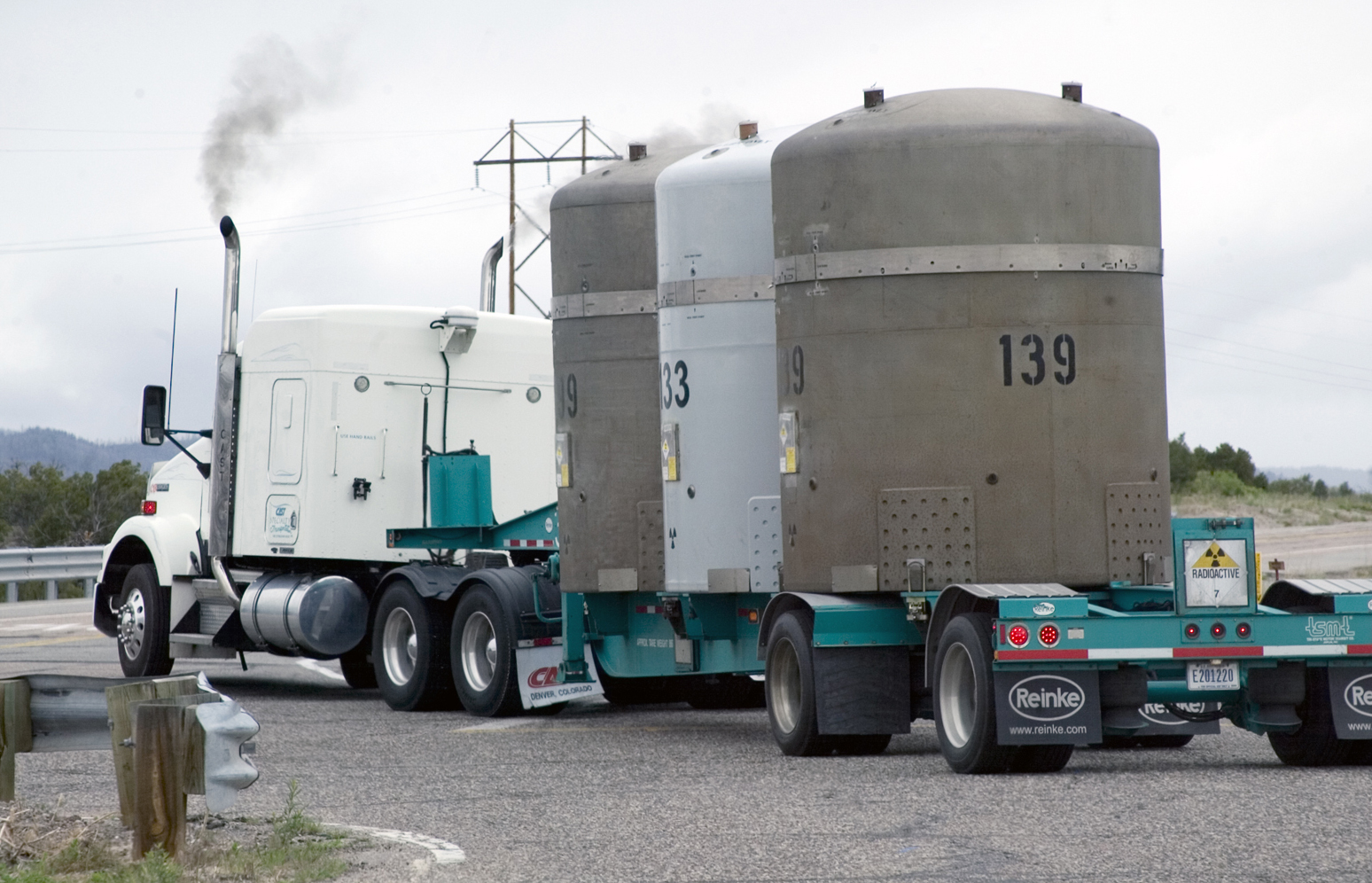 Transportation of Radioactive Waste