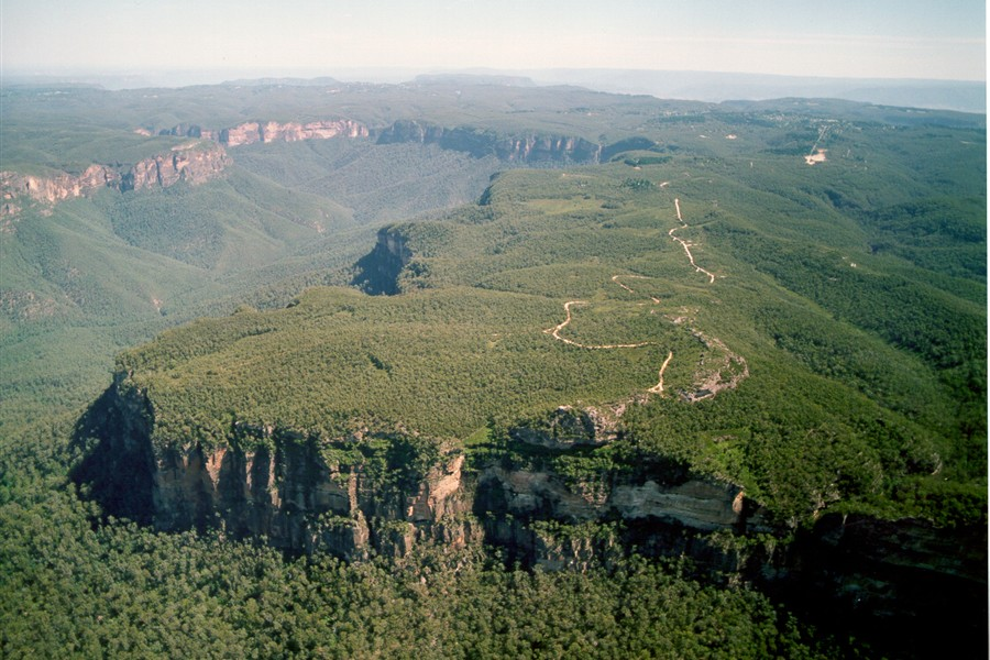 Blue Mountains Escarpment