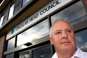 Circular Head mayor Daryl Quilliam