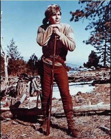 Daniel Boone was a big man