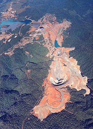 Savage River Mine, Waratah (Mineral Resources Tasmania)