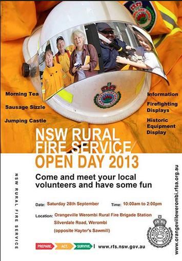 RFS Open Day 2013