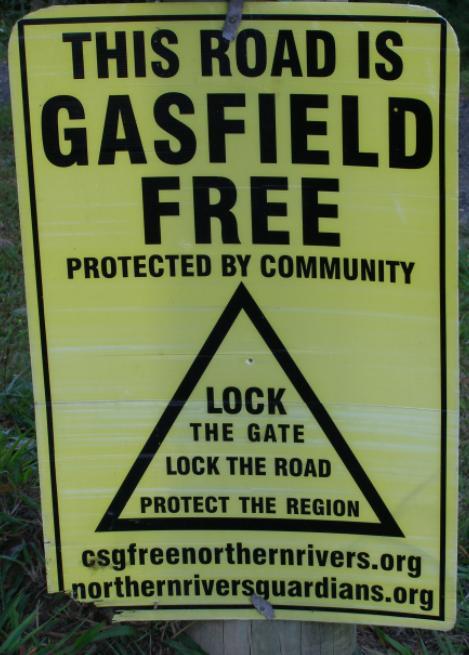 Gasfield Free