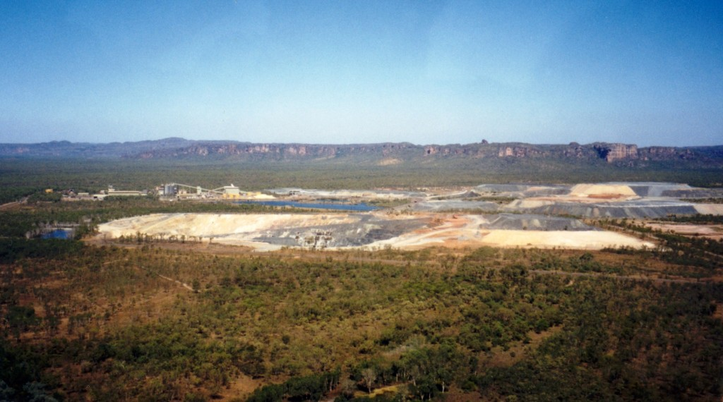 Ranger Uranium Mine destroying Kakadu