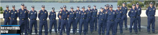 Hodgman's Tasmanian Police Squad